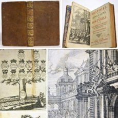 Libros antiguos: AÑO 1729 - HISTORIA DE LA UNIÓN DE ESPAÑA Y PORTUGAL - GRABADOS - DESPLEGABLE. Lote 106595975