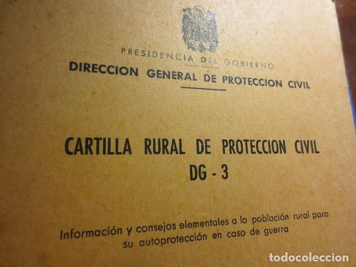 Libros antiguos: realizar REFUGIOS o bunker para PROTECCION en casa CIVIL CONSEJOS para casos extremos aislacion - Foto 2 - 106660923