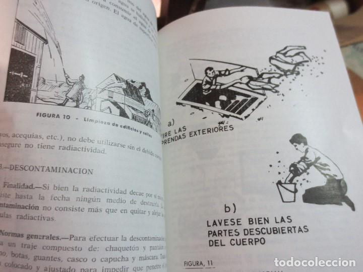 Libros antiguos: realizar REFUGIOS o bunker para PROTECCION en casa CIVIL CONSEJOS para casos extremos aislacion - Foto 8 - 106660923