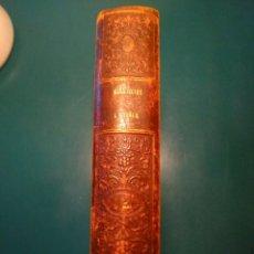 Libros antiguos: PARIS, TH. CATECHISME DU MARIN ET DU MECANICIEN A VAPEUR OU TRAITE DES MACHINES A VAPEUR ETC CA 1860. Lote 106898051