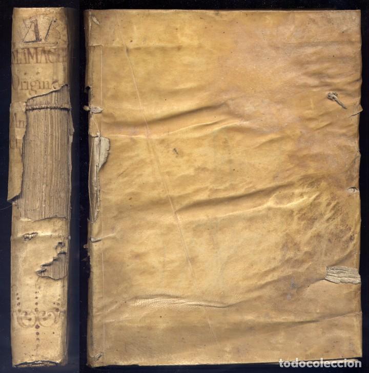 MAMACHI, TOMMASO MARIA. ORIGINUM ET ANTIQUITATUM CHRISTIANORUM LIBRI XX. TOMUS TERTIUS... 1751. (Libros Antiguos, Raros y Curiosos - Bellas artes, ocio y coleccionismo - Otros)