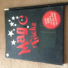 Libros antiguos: 100 TRUCOS DE MAGIA EN INGLES MAGIC TRICKS LIBRO LIBROS KREATEN. Lote 106949259
