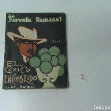 Libros antiguos: EL CÍNICO ENCUMBRADO (AUTOR: GUILLERMO DÍAZ-CANEJA). Lote 106888983