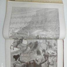 Libros antiguos: LA ILLUSTRATION 1905 TOMO 2. RECORRIDO POR TODO EL MUNDO+ REPORTAJES PUBLICIDAD MODA COCHES PUENTES. Lote 99191863