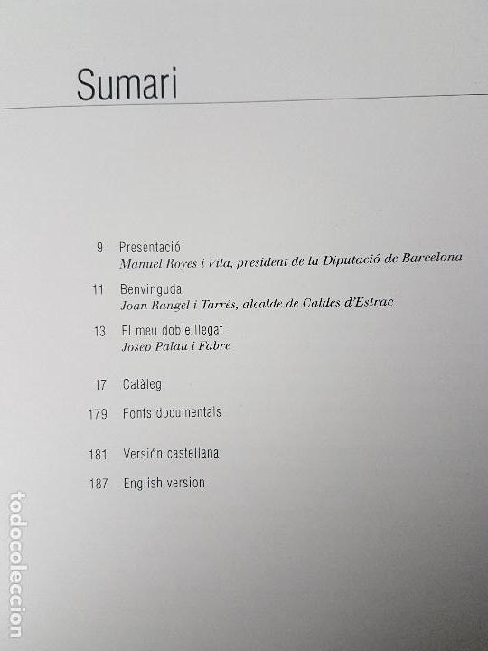 Libros antiguos: FUNDACIÓ PALAU CALDES DESTRAC - Foto 9 - 107005571