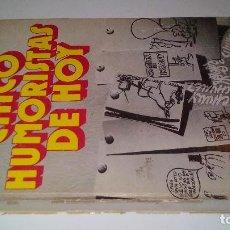 Libros antiguos: CINCO HUMORISTAS DE HOY / CESC, CHUMY CHUMEZ, FORGES, PERICH Y SUMMERS / EDICIONS 62 / 1974. Lote 107097167