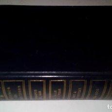 Libros antiguos: HERMANOS DEL MAR/EL VALLE DE DUNBAR/PASO A LAS NOVIAS/HORA 0010. COL. BIBLIOTECA DE SELECCIONES. Lote 107099323