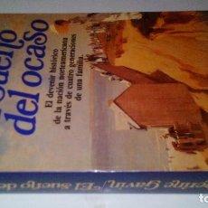 Libros antiguos: EL SUEÑO DEL OCASO-GAVIN, CATHERINE-PRIMERA EDICION PLANETA 1985. Lote 107104539