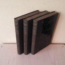 Libros antiguos: D.JOAQUÍN RUBIO Y ORS - EPITOME PROGRAMA DE HISTORIA UNIVERSAL - 3 TOMOS 1878 - FIRMADO POR EL AUTOR. Lote 107221199