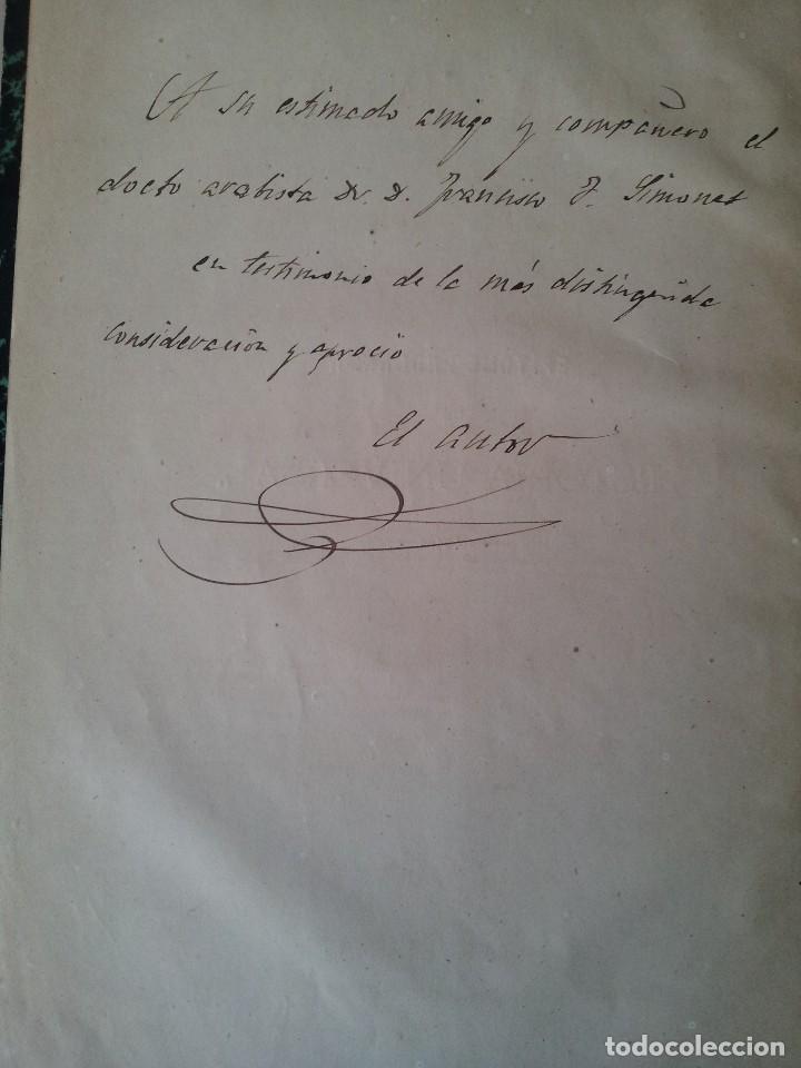Libros antiguos: D.JOAQUÍN RUBIO Y ORS - EPITOME PROGRAMA DE HISTORIA UNIVERSAL - 3 TOMOS 1878 - FIRMADO POR EL AUTOR - Foto 2 - 107221199