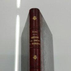 Libros antiguos: METODO PRACTICO APRENDER EUSKERA BIZKAINO GUIPUZKOANO 1896 R. M. DE AZKUE PRIMERA EDICION PAIS VASCO. Lote 107230104