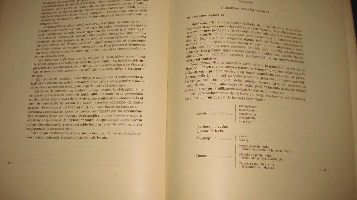 Libros antiguos: -Orientaciones generales para el desarrollo y prosperidad de la provincia de Vizcaya- Arregui. 1934. - Foto 2 - 107261063
