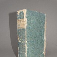 Libros antiguos: 1805 - LUNIER - DICCIONARIO DE LAS CIENCIAS Y LAS ARTES - TOMO II. Lote 107274339