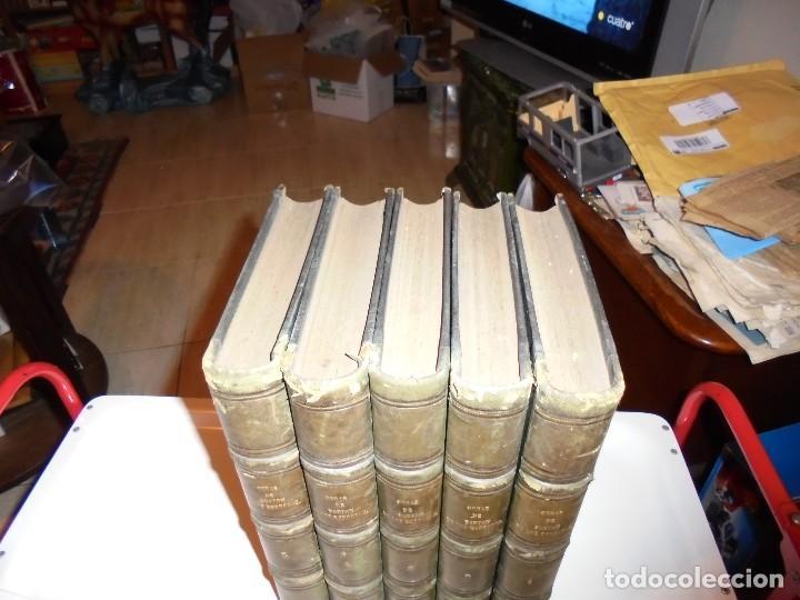 Libros antiguos: OBRAS DE DON MANUEL BRETON DE LOS HERREROS OBRA COMPLETA 5 TOMOS 1183-1884.IMPRENTA DE MIGUEL GINEST - Foto 4 - 107350827