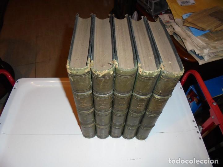 Libros antiguos: OBRAS DE DON MANUEL BRETON DE LOS HERREROS OBRA COMPLETA 5 TOMOS 1183-1884.IMPRENTA DE MIGUEL GINEST - Foto 5 - 107350827