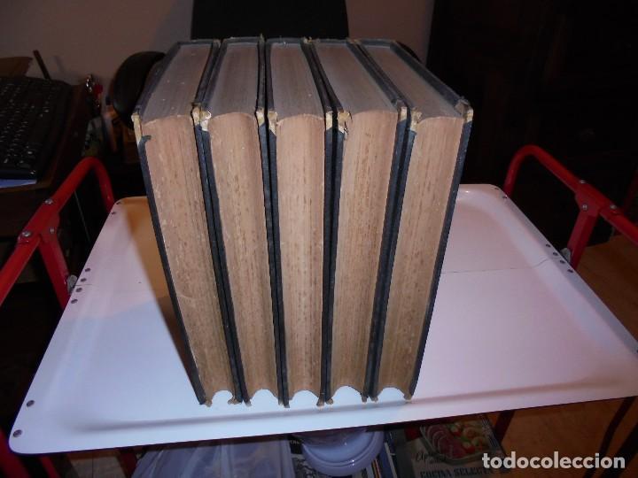 Libros antiguos: OBRAS DE DON MANUEL BRETON DE LOS HERREROS OBRA COMPLETA 5 TOMOS 1183-1884.IMPRENTA DE MIGUEL GINEST - Foto 6 - 107350827