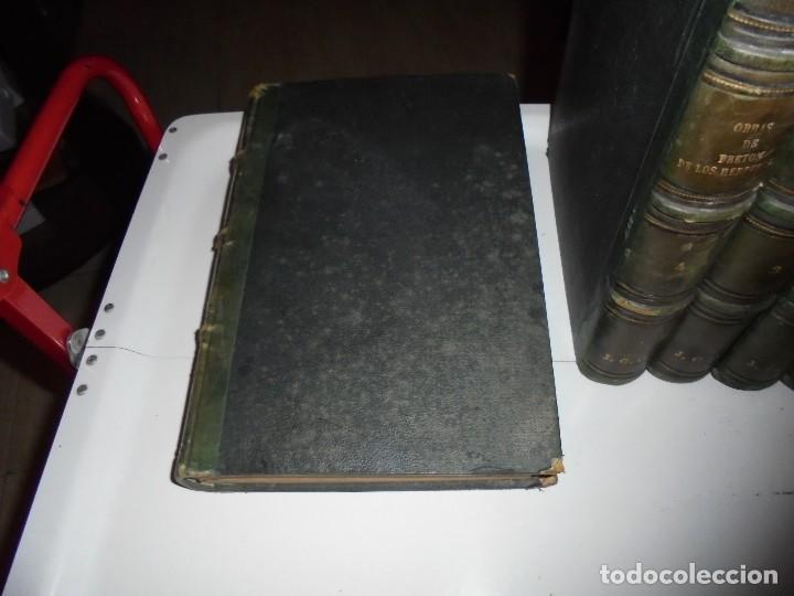 Libros antiguos: OBRAS DE DON MANUEL BRETON DE LOS HERREROS OBRA COMPLETA 5 TOMOS 1183-1884.IMPRENTA DE MIGUEL GINEST - Foto 8 - 107350827