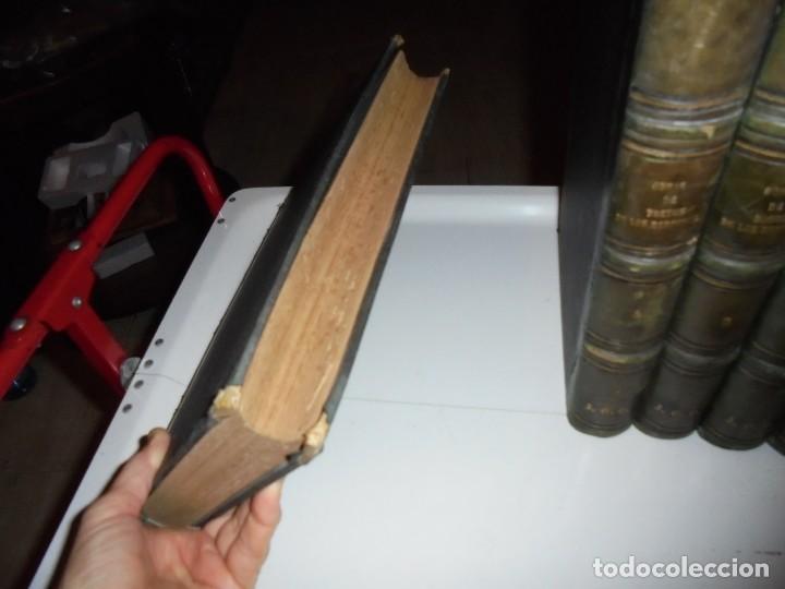 Libros antiguos: OBRAS DE DON MANUEL BRETON DE LOS HERREROS OBRA COMPLETA 5 TOMOS 1183-1884.IMPRENTA DE MIGUEL GINEST - Foto 10 - 107350827