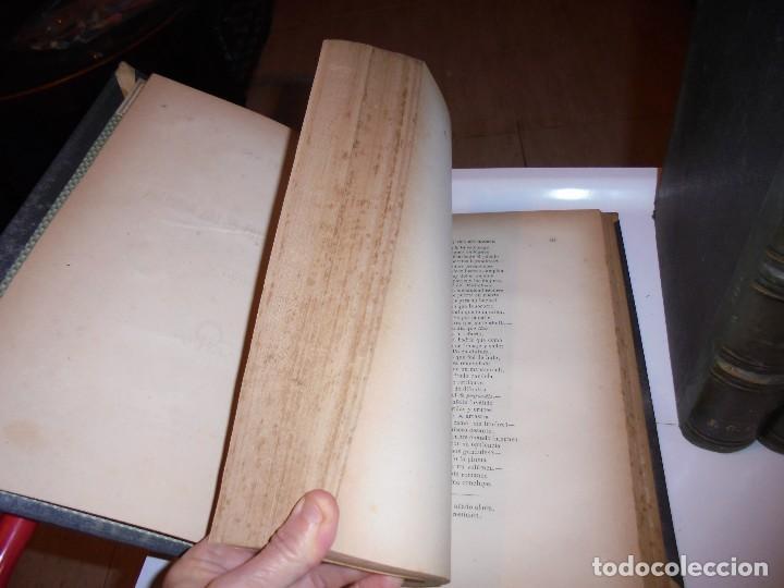 Libros antiguos: OBRAS DE DON MANUEL BRETON DE LOS HERREROS OBRA COMPLETA 5 TOMOS 1183-1884.IMPRENTA DE MIGUEL GINEST - Foto 16 - 107350827