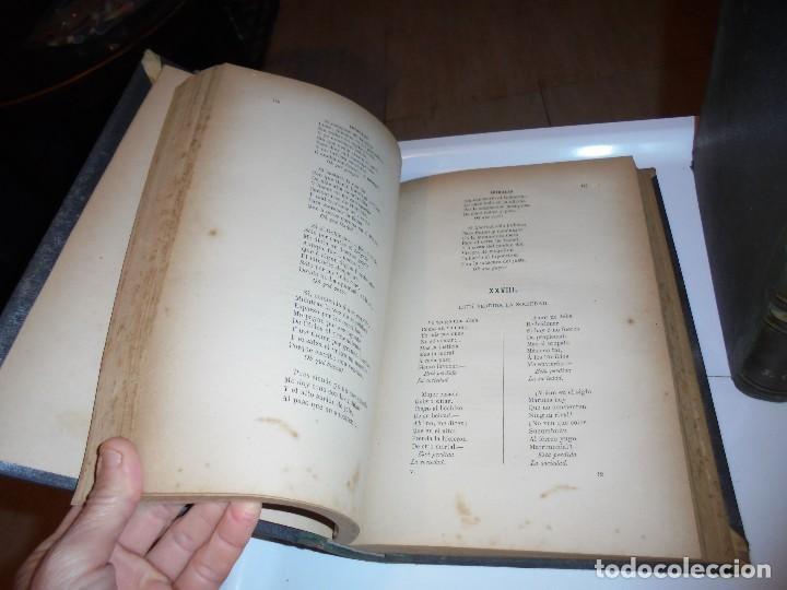 Libros antiguos: OBRAS DE DON MANUEL BRETON DE LOS HERREROS OBRA COMPLETA 5 TOMOS 1183-1884.IMPRENTA DE MIGUEL GINEST - Foto 17 - 107350827