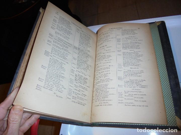 Libros antiguos: OBRAS DE DON MANUEL BRETON DE LOS HERREROS OBRA COMPLETA 5 TOMOS 1183-1884.IMPRENTA DE MIGUEL GINEST - Foto 21 - 107350827
