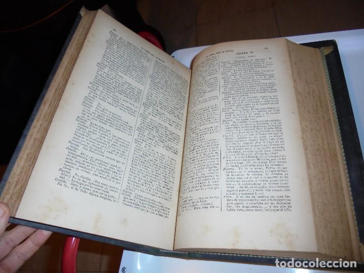 Libros antiguos: OBRAS DE DON MANUEL BRETON DE LOS HERREROS OBRA COMPLETA 5 TOMOS 1183-1884.IMPRENTA DE MIGUEL GINEST - Foto 22 - 107350827