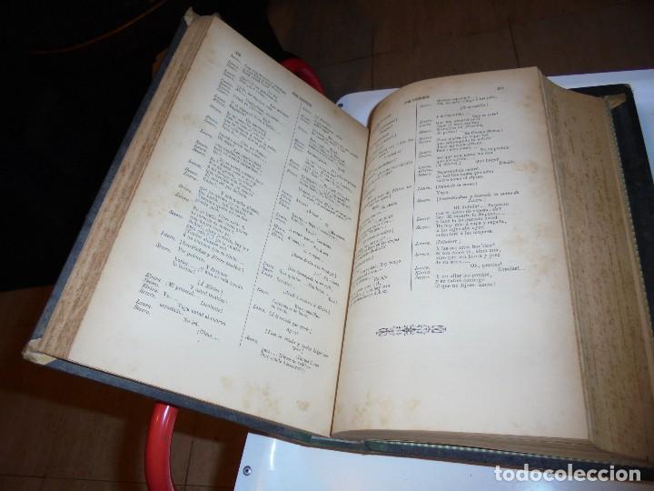 Libros antiguos: OBRAS DE DON MANUEL BRETON DE LOS HERREROS OBRA COMPLETA 5 TOMOS 1183-1884.IMPRENTA DE MIGUEL GINEST - Foto 23 - 107350827