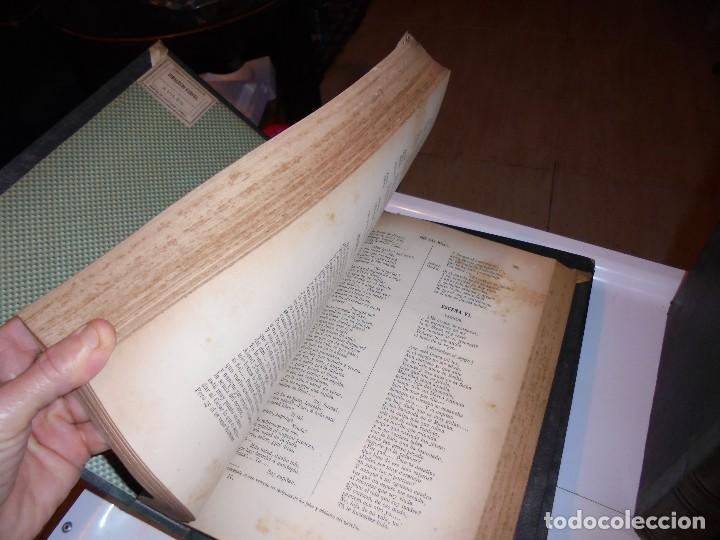 Libros antiguos: OBRAS DE DON MANUEL BRETON DE LOS HERREROS OBRA COMPLETA 5 TOMOS 1183-1884.IMPRENTA DE MIGUEL GINEST - Foto 24 - 107350827