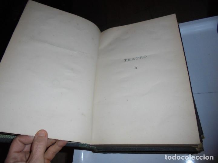 Libros antiguos: OBRAS DE DON MANUEL BRETON DE LOS HERREROS OBRA COMPLETA 5 TOMOS 1183-1884.IMPRENTA DE MIGUEL GINEST - Foto 28 - 107350827