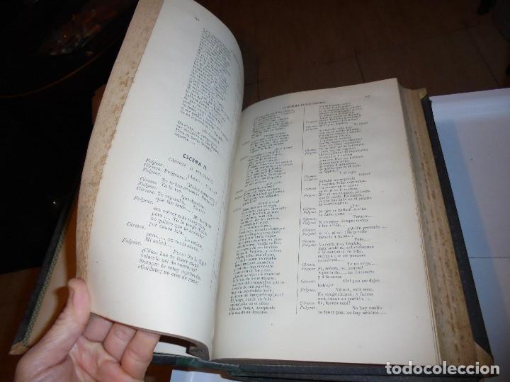 Libros antiguos: OBRAS DE DON MANUEL BRETON DE LOS HERREROS OBRA COMPLETA 5 TOMOS 1183-1884.IMPRENTA DE MIGUEL GINEST - Foto 32 - 107350827
