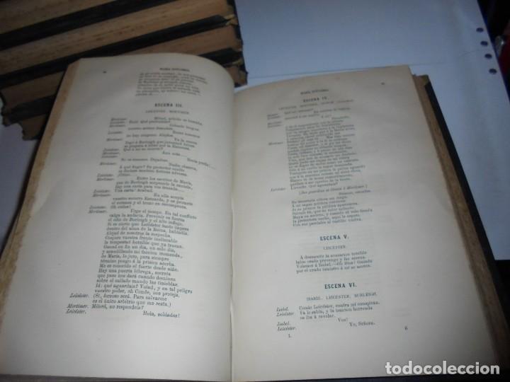 Libros antiguos: OBRAS DE DON MANUEL BRETON DE LOS HERREROS OBRA COMPLETA 5 TOMOS 1183-1884.IMPRENTA DE MIGUEL GINEST - Foto 49 - 107350827