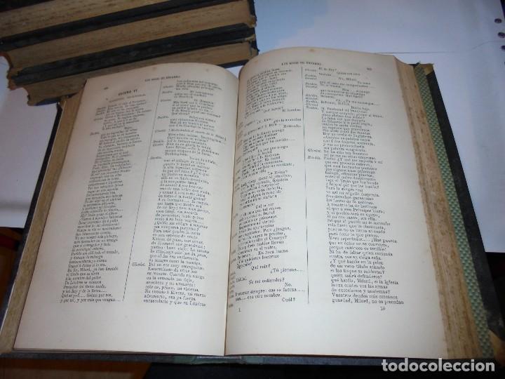 Libros antiguos: OBRAS DE DON MANUEL BRETON DE LOS HERREROS OBRA COMPLETA 5 TOMOS 1183-1884.IMPRENTA DE MIGUEL GINEST - Foto 50 - 107350827