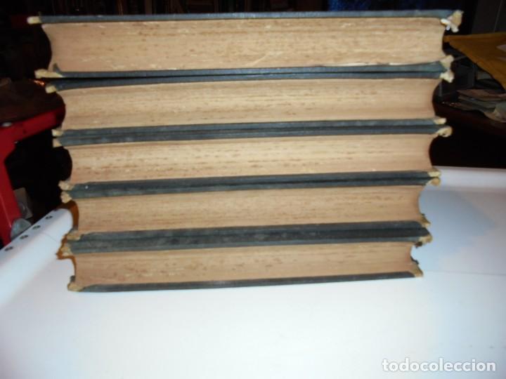 Libros antiguos: OBRAS DE DON MANUEL BRETON DE LOS HERREROS OBRA COMPLETA 5 TOMOS 1183-1884.IMPRENTA DE MIGUEL GINEST - Foto 52 - 107350827