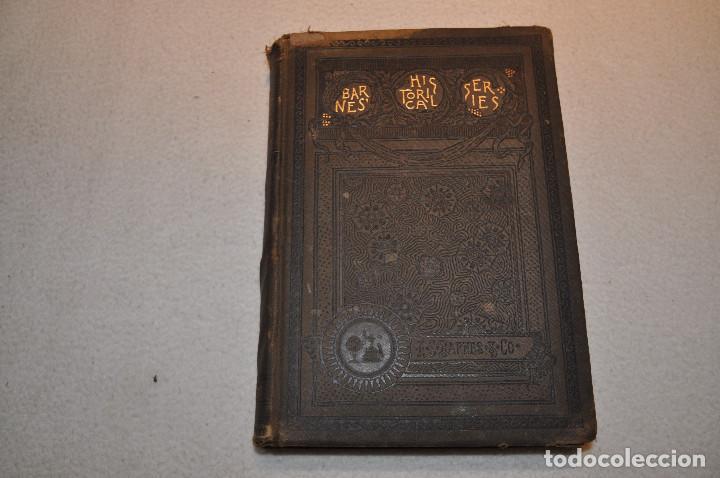 A BRIEF HISTORY OF THE UNITED STATES - A.S. BARNES & COMPANY 1885 AHUM (Libros Antiguos, Raros y Curiosos - Historia - Otros)