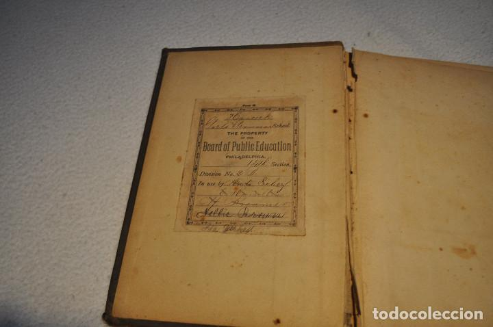 Libros antiguos: a brief history of the united states - a.s. barnes & company 1885 AHUM - Foto 7 - 107385623