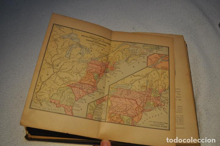 Libros antiguos: a brief history of the united states - a.s. barnes & company 1885 AHUM - Foto 8 - 107385623