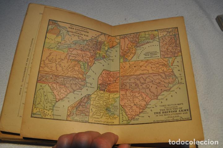 Libros antiguos: a brief history of the united states - a.s. barnes & company 1885 AHUM - Foto 9 - 107385623