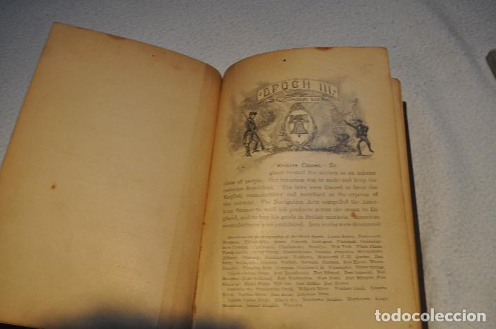 Libros antiguos: a brief history of the united states - a.s. barnes & company 1885 AHUM - Foto 10 - 107385623