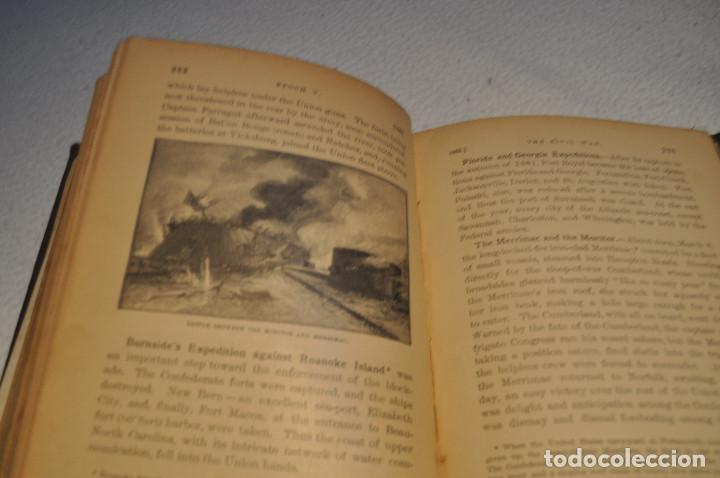 Libros antiguos: a brief history of the united states - a.s. barnes & company 1885 AHUM - Foto 11 - 107385623