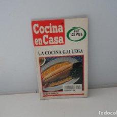 Libros antiguos: COCINA EN CASA IÑIGO AZPIAZU LA COCINA GALLEGA . Lote 107441323