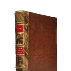 Libros antiguos: ENSAYO DE UN PADRÓN HISTÓRICO DE GUIPÚZCOA // JUAN CARLOS DE GUERRA // ((1928)). Lote 107553955