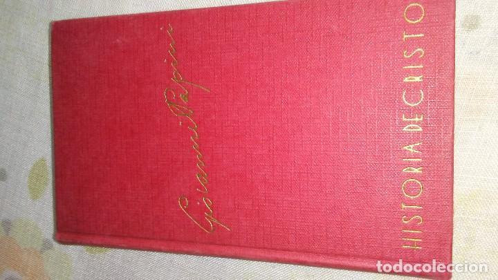 HISTORIA DE CRISTO (Libros antiguos (hasta 1936), raros y curiosos - Literatura - Narrativa - Otros)