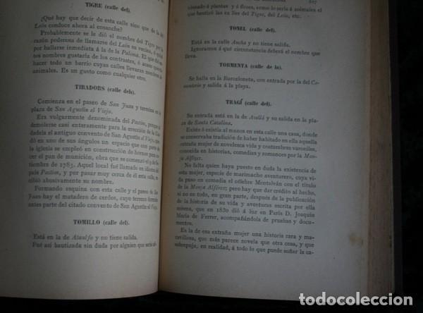 Libros antiguos: LAS CALLES DE BARCELONA EN 1865 - LA PRIMAVERA DEL ULTIMO TROVADOR - BALAGUER - 1888 - Foto 4 - 107648439