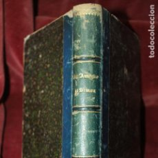 Libros antiguos: LIBRO LOS AMIGOS DE SIMON, NOVELA MARITINA, POR VICTOR DE VELASCO, 1887 VITORIA. Lote 107691615