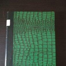 Libros antiguos: APUNTES DE TOPOGRAFÍA Y TRANSPORTES, MIERES 1930, TOMOS I Y II. . Lote 107787443