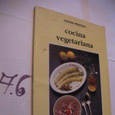 Libros antiguos: COCINA VEGETARIANA. Lote 107801943