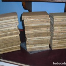 Libros antiguos: C. 1930 COLECCIÓN LABOR LOTE DE SEIS LIBROS. Lote 107826203