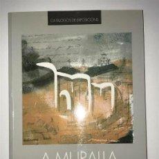Libros antiguos: A MURALLA DE PAPEL. LUGO. GALICIA. . Lote 107855955