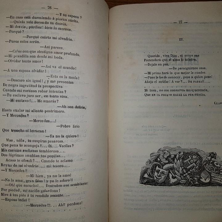Libros antiguos: EL CARNAVAL DE BARCELONA EN 1860. ..CLAVÉ, J. A. y TORRES, J. M. -1860. - Foto 7 - 91026070