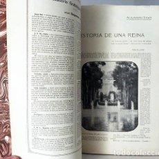 Libros antiguos: ALEJANDRO SAWA / MIGUEL SAWA : HISTORIA DE UNA REINA / LA MUÑECA. (1ª ED, 1907) 2 OBRAS EL CUENTO S . Lote 108028807